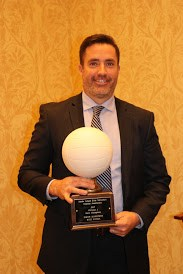 Coach Brian Garrepy The 2017 RIIL Volleyball Coach of the Year! Featured Photo