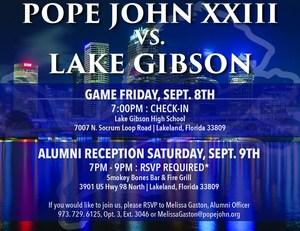 Alumni invitation