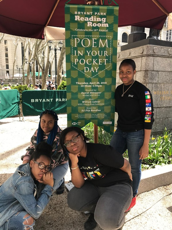 Poem in Your Pocket Day Featured Photo