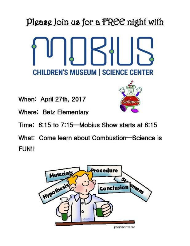Mobius Science Night Thumbnail Image