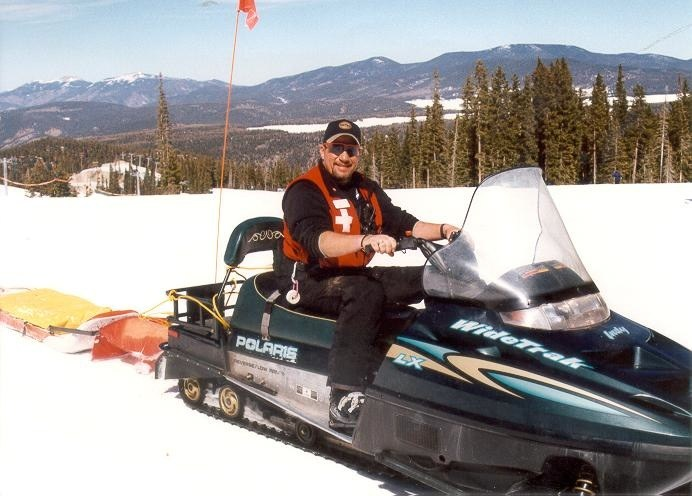 1997-2003 Angel Fire, NM Ski Patrol
