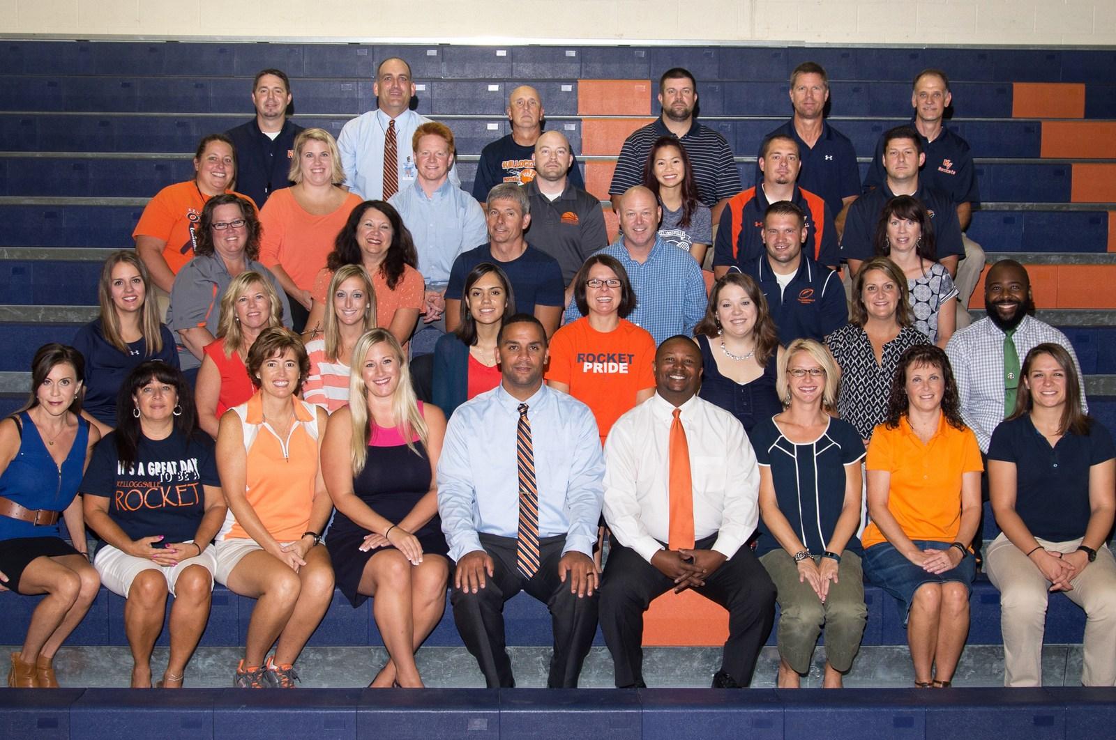 16-17 High School Staff