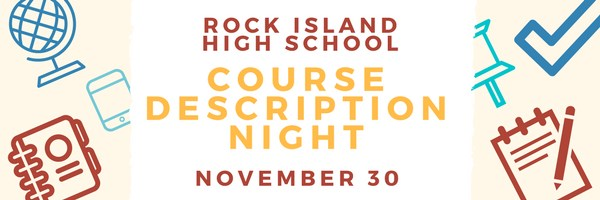 RIHS Course Description Night for Students Featured Photo