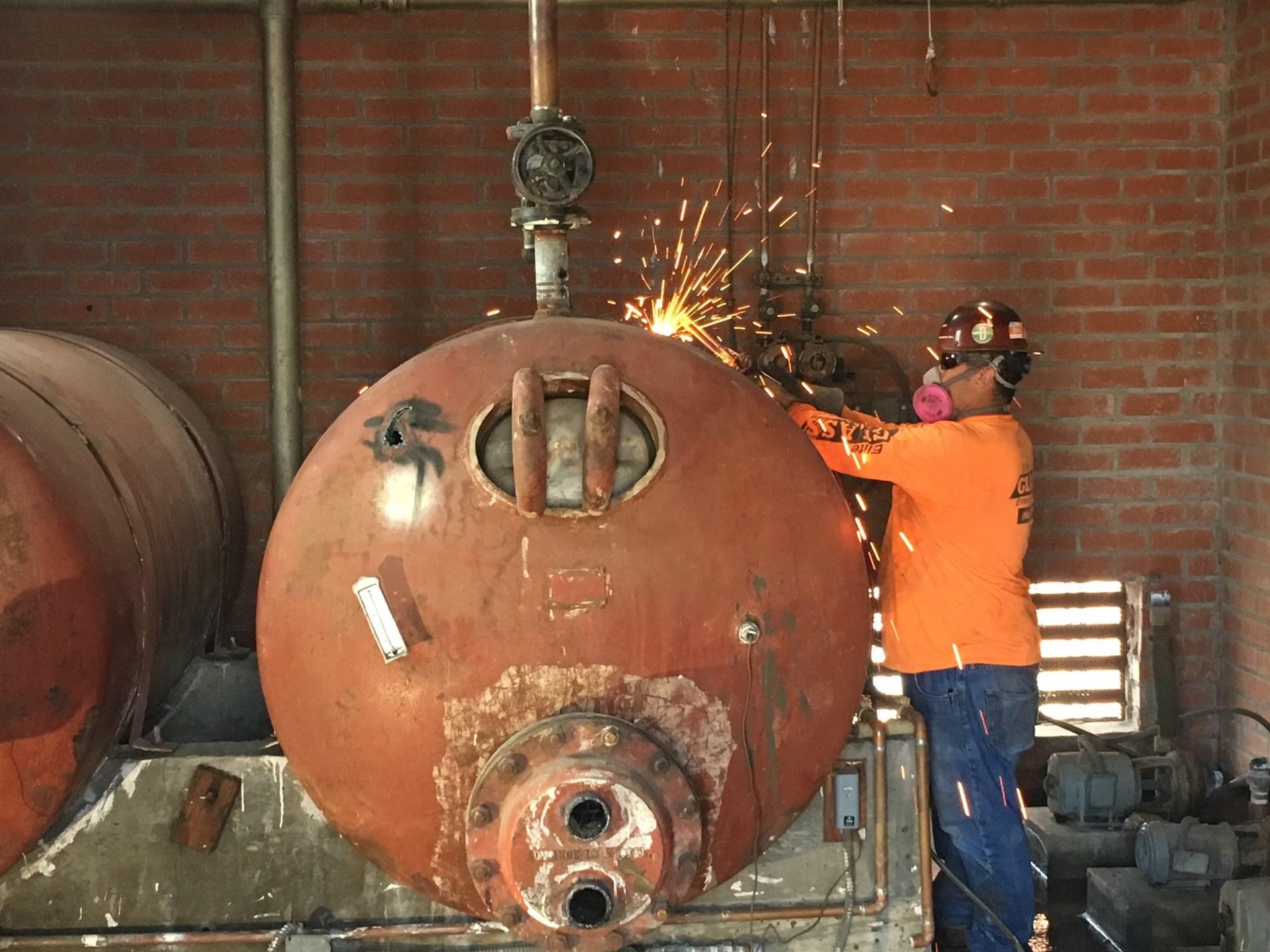 granada boiler room
