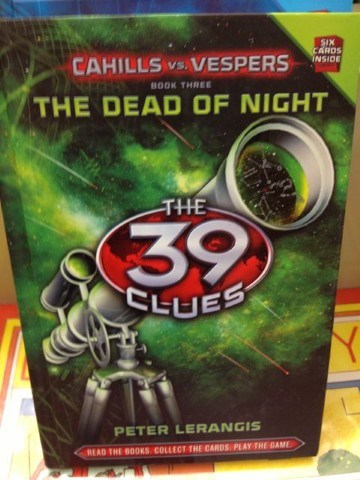 39 Clues Book