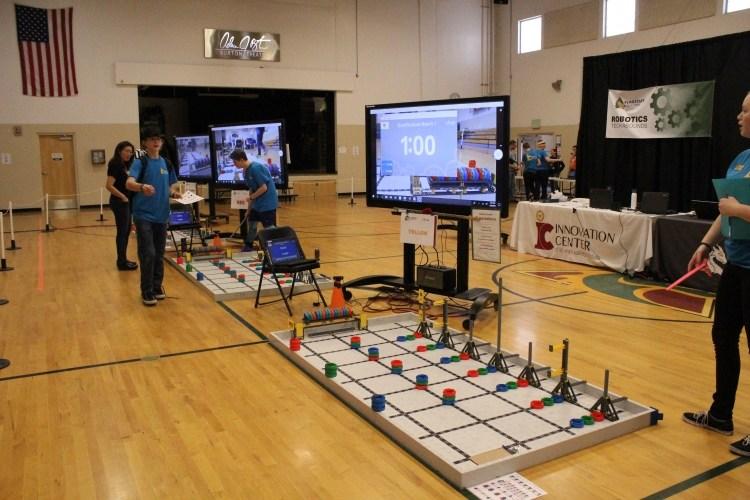 VEX RoboticsIQ at Flagstaff Academy! Thumbnail Image