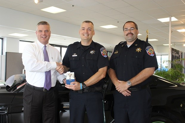 Officer of the Month Award