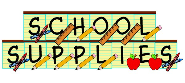 School Supply Order Froms Thumbnail Image