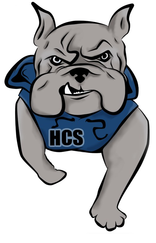 HCS Bulldog Logo