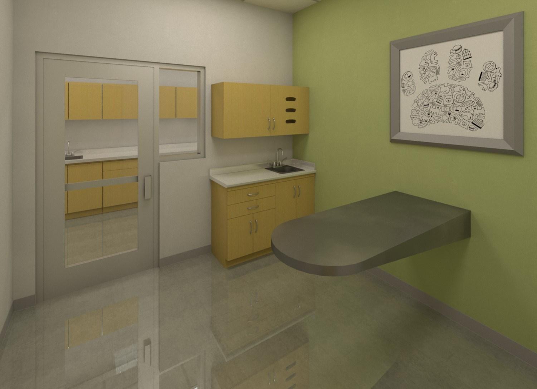 Vet Science - Patient Room