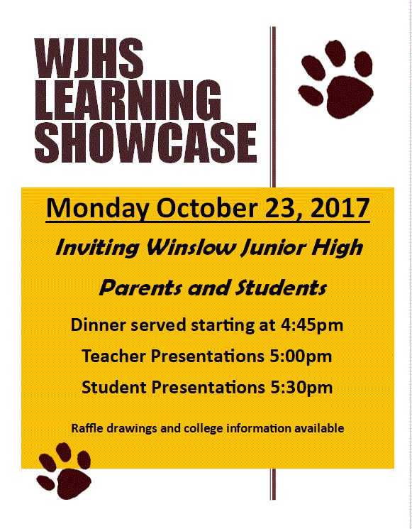 Inviting all WJHS Parents and Students Featured Photo