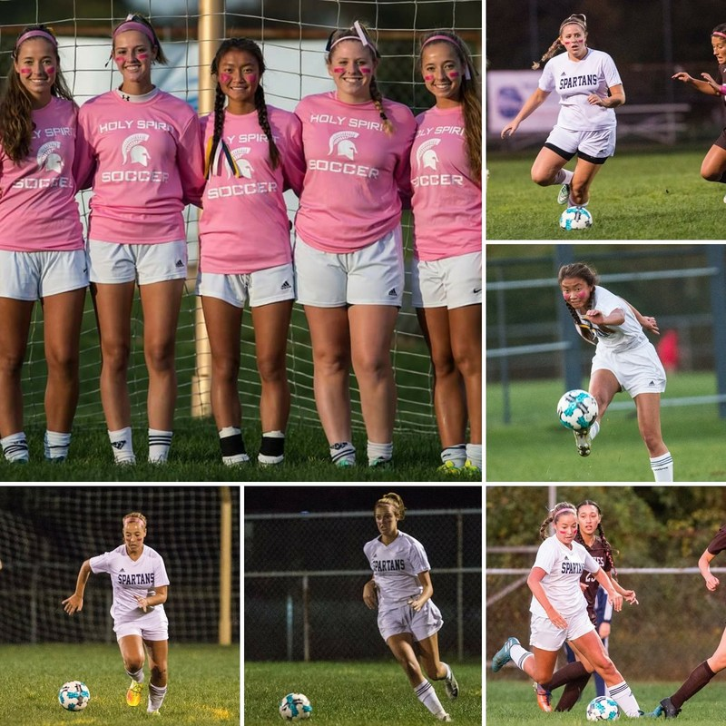 CONGRATULATIONS to our LADY SOCCER SPARTAN SENIORS! Featured Photo