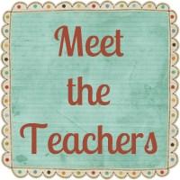 Meet the Teachers Text Logo