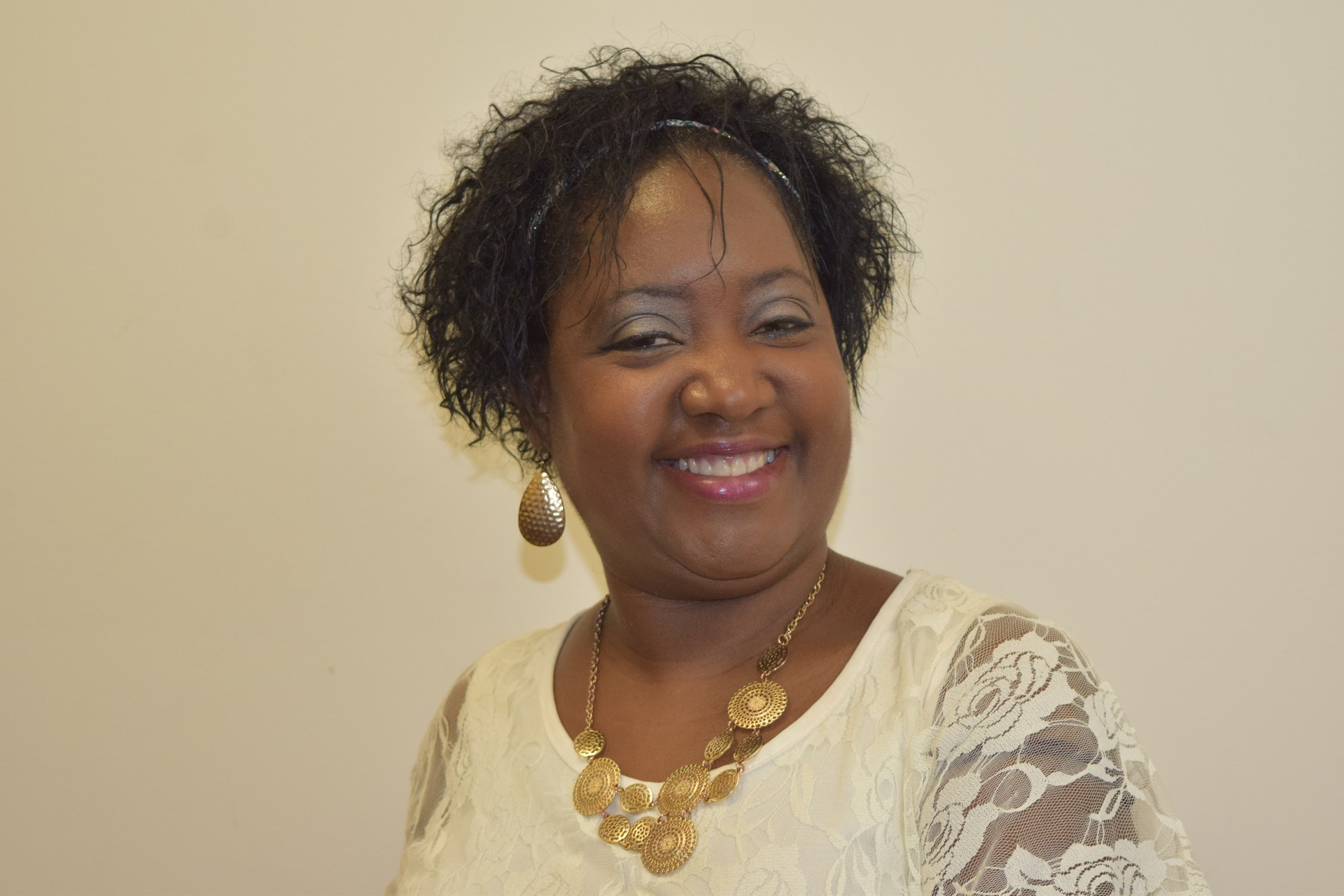 Rosetta Barnes, Administrative Assistant