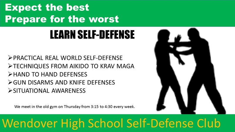 Wendover High School Self-Defense Class Thumbnail Image