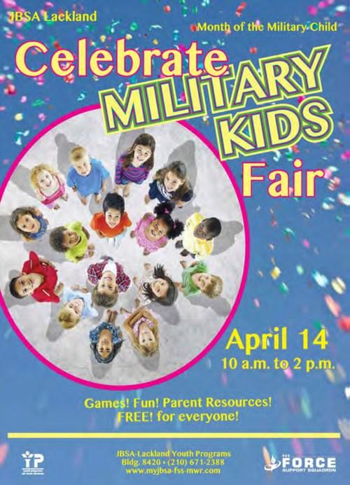 Military Kids Fair