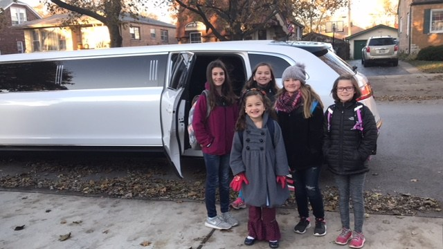5th Grade Student Arrives to School in Style Thumbnail Image