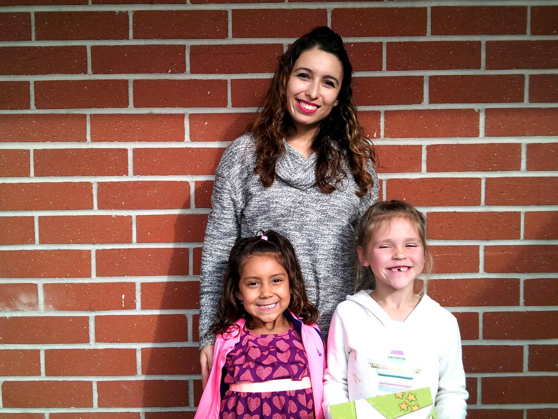 Ms. Galvan's November Honorees