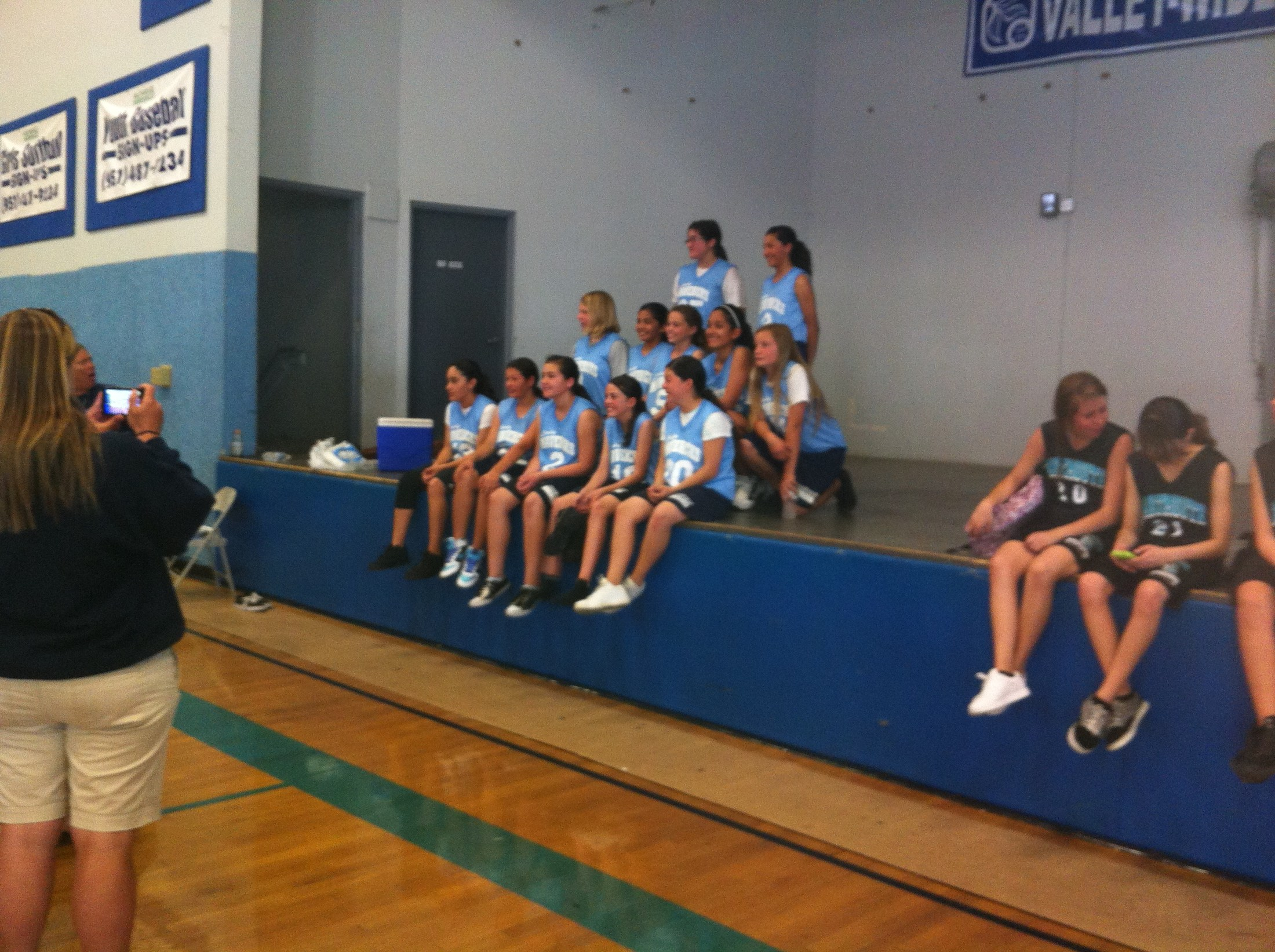 The Zone Basketball