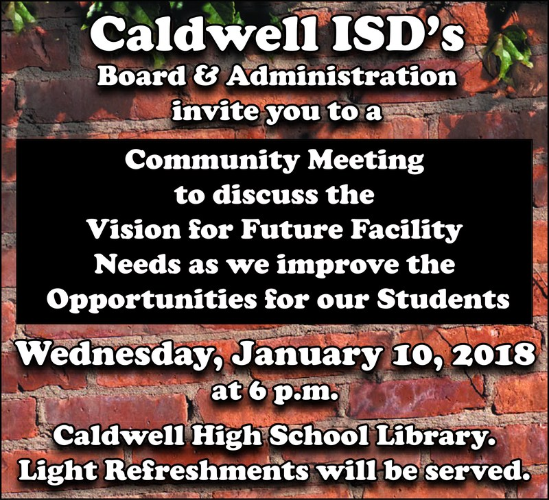 CISD Looking to Upgrade Facilities Featured Photo