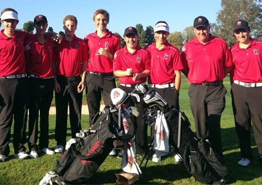 PVHS Boys' Golf