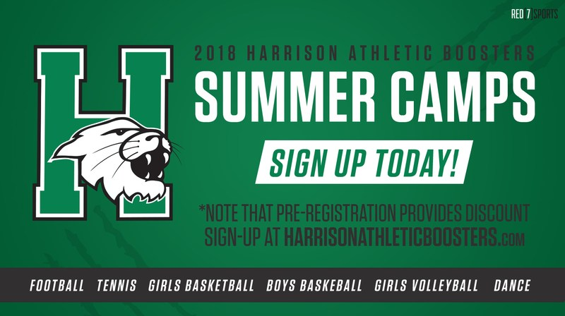 Registration Now Open for 2018 Athletic Booster Summer Camps Thumbnail Image