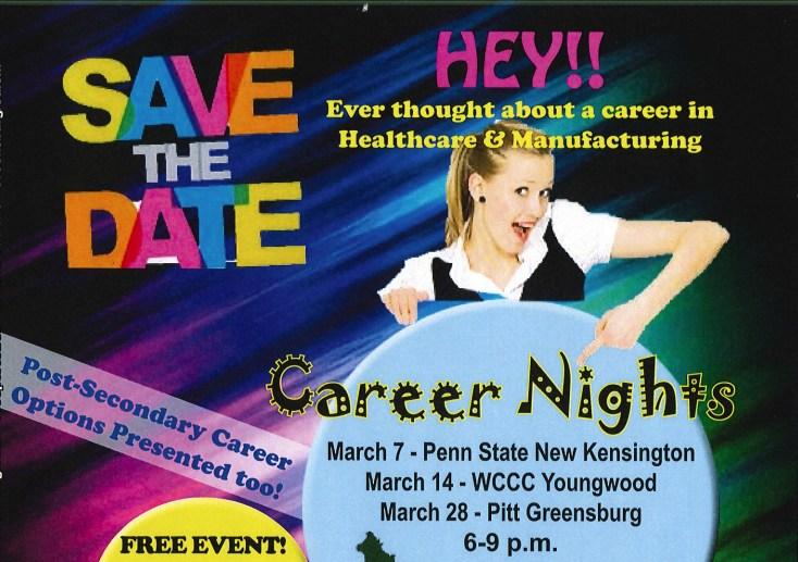 Workforce Development - Career Nights Featured Photo