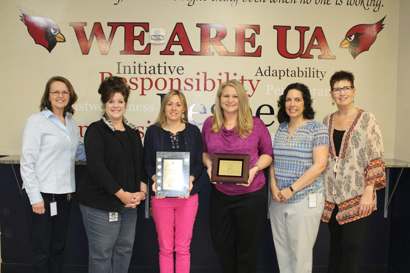 UA Finance Team Wins Two Awards