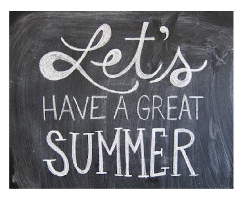 Have a FUN & SAFE Summer! Thumbnail Image