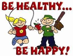 Be Healthy Be Happy logo