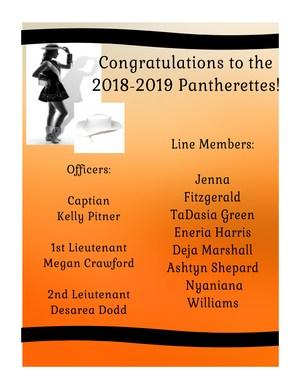 pantherettes