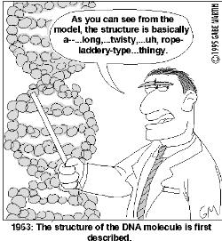 DNA Comic