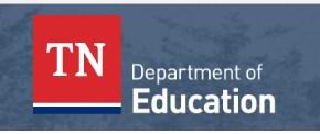 TN Dept of Education Logo