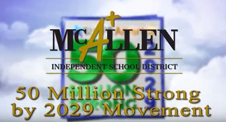 50 Million Strong by 2029