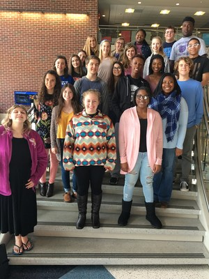 28 Dorman Singers selected for SCMEA All State Chorus