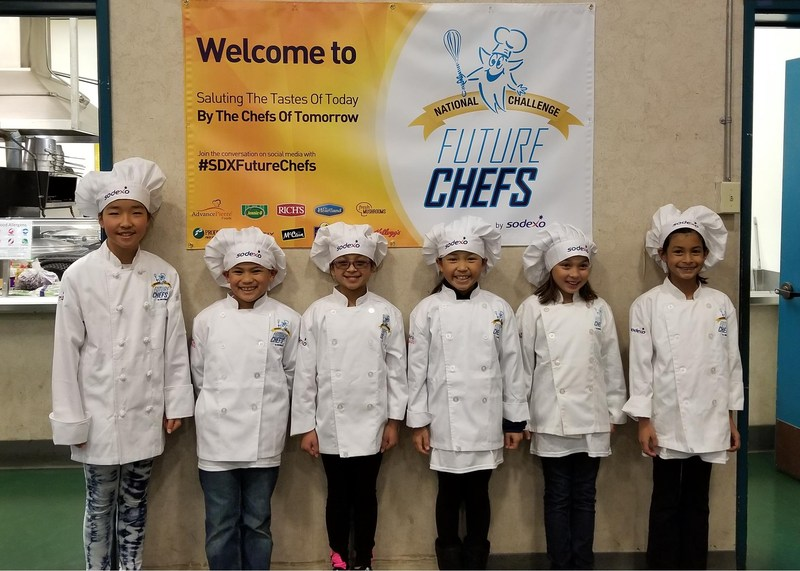 Baker Student Wins District Future Chef Competition Thumbnail Image