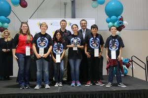 Countywide Rube Goldberg Machine Contest