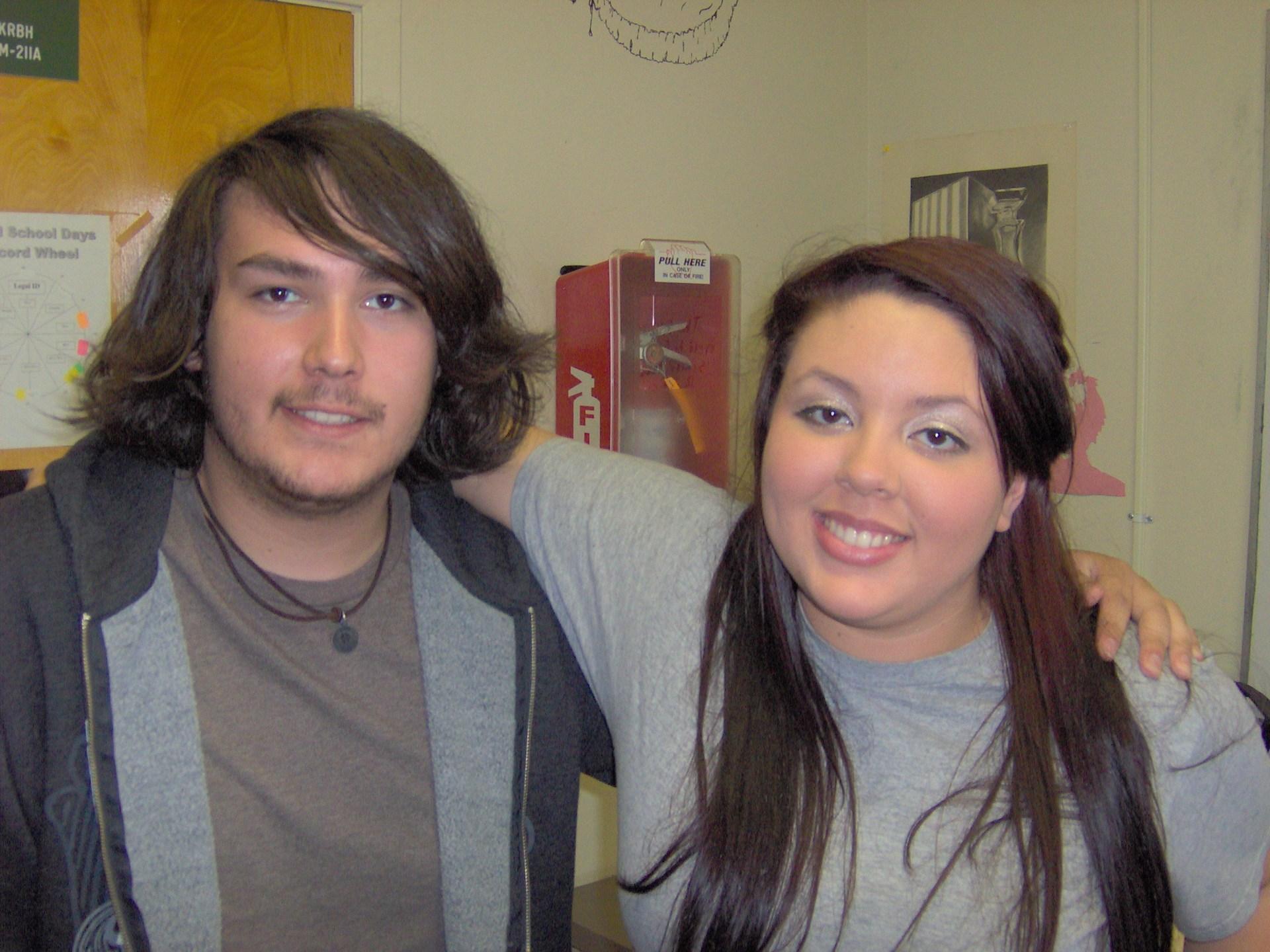 Anthony and Ashley