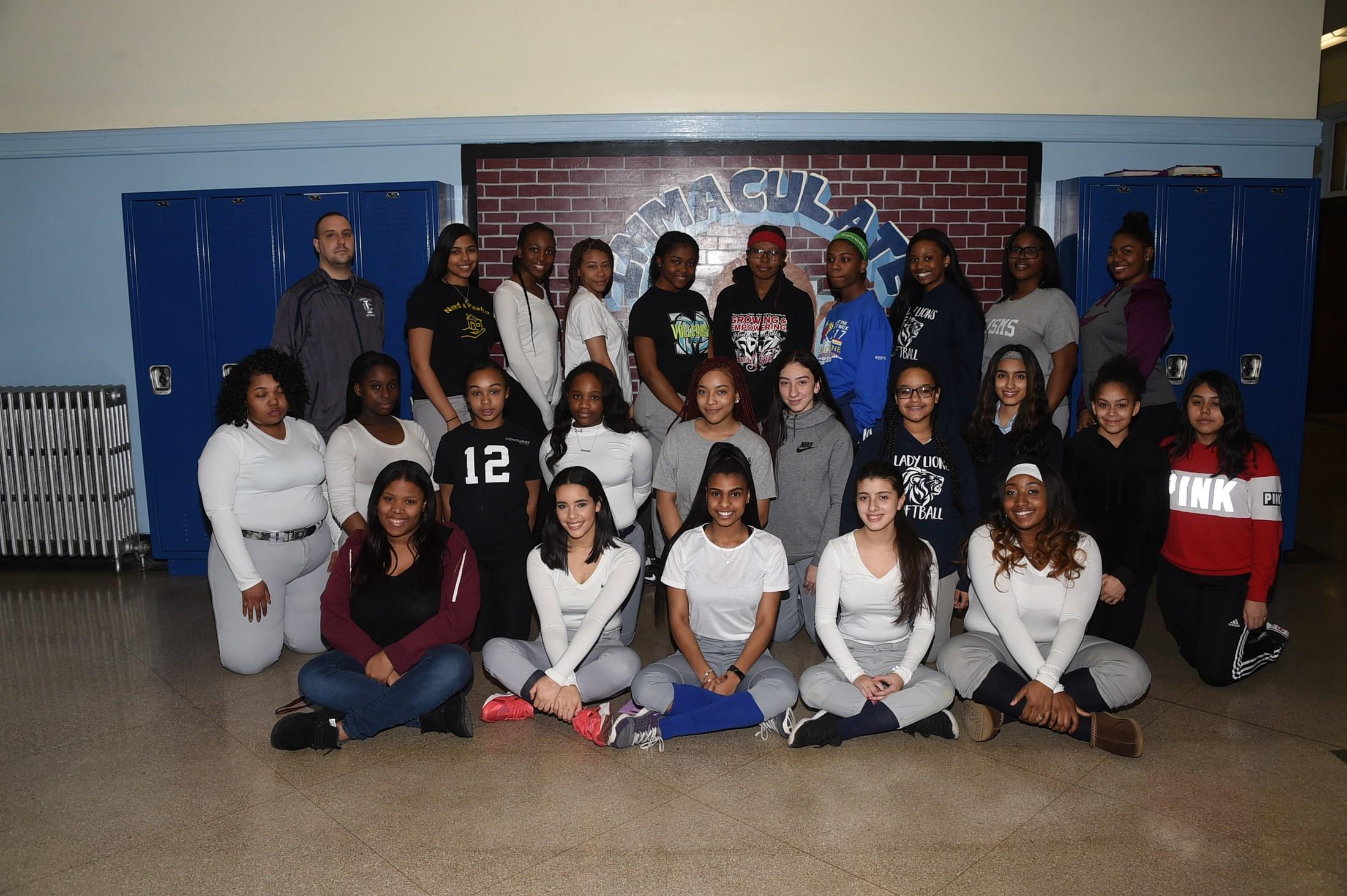 Lions Softball Home – Lions Softball – Immaculate Conception High School