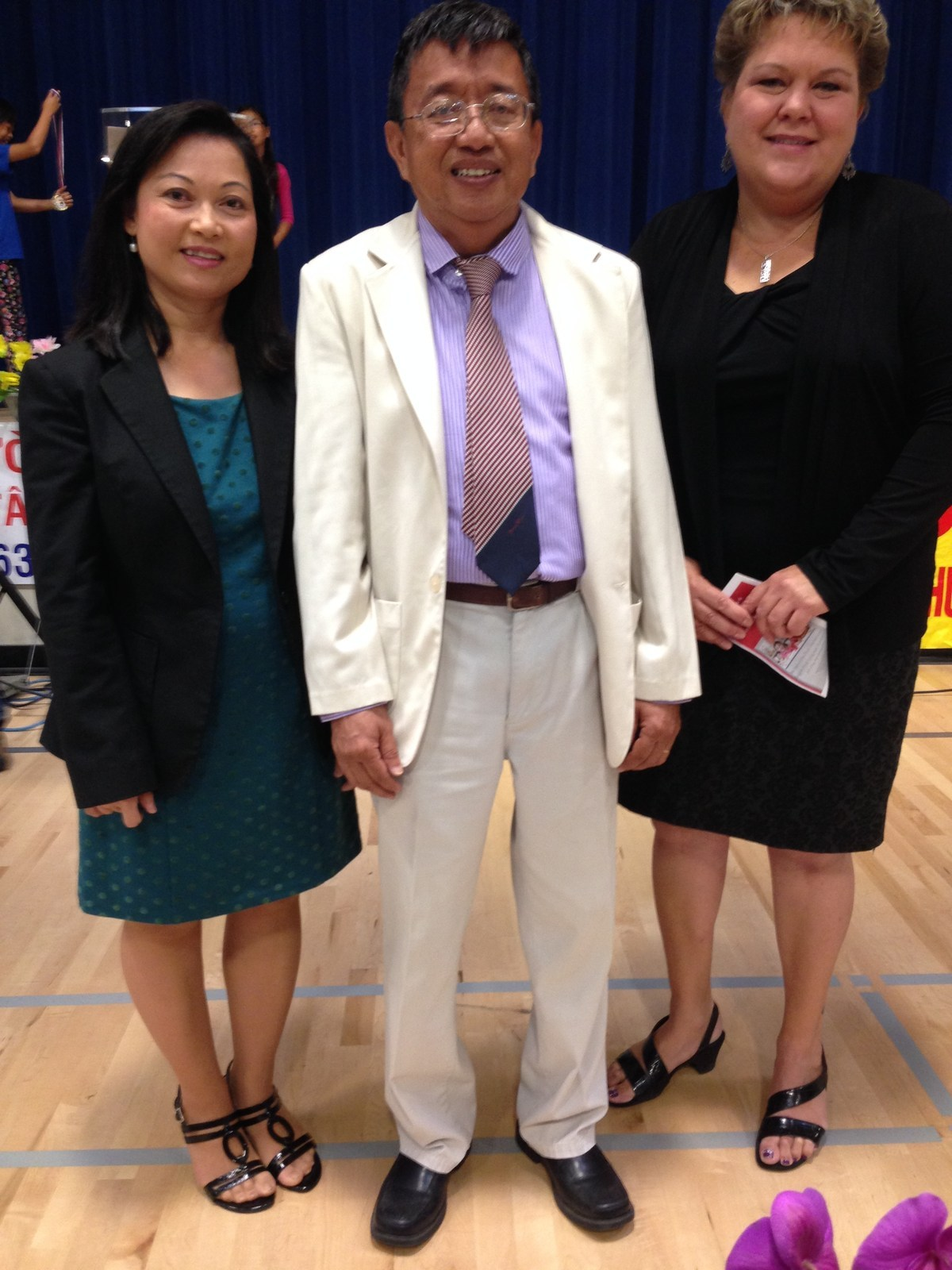 Westminster Vietnamese Language School Graduation at Warner School