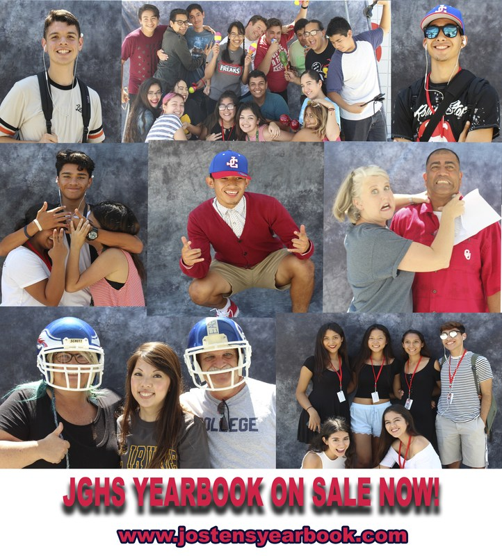 SENIOR ADS and YEARBOOKS on sale NOW at jostens.com Featured Photo