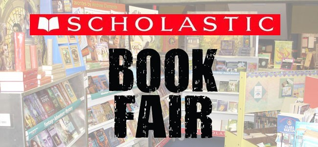 The Book Fair is Coming!! Thumbnail Image