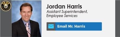 Jordan Harris Nameplate