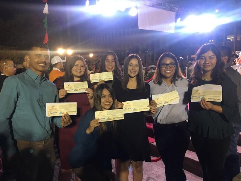 Kern County Hispanic Chamber of Commerce Scholarship. Thumbnail Image