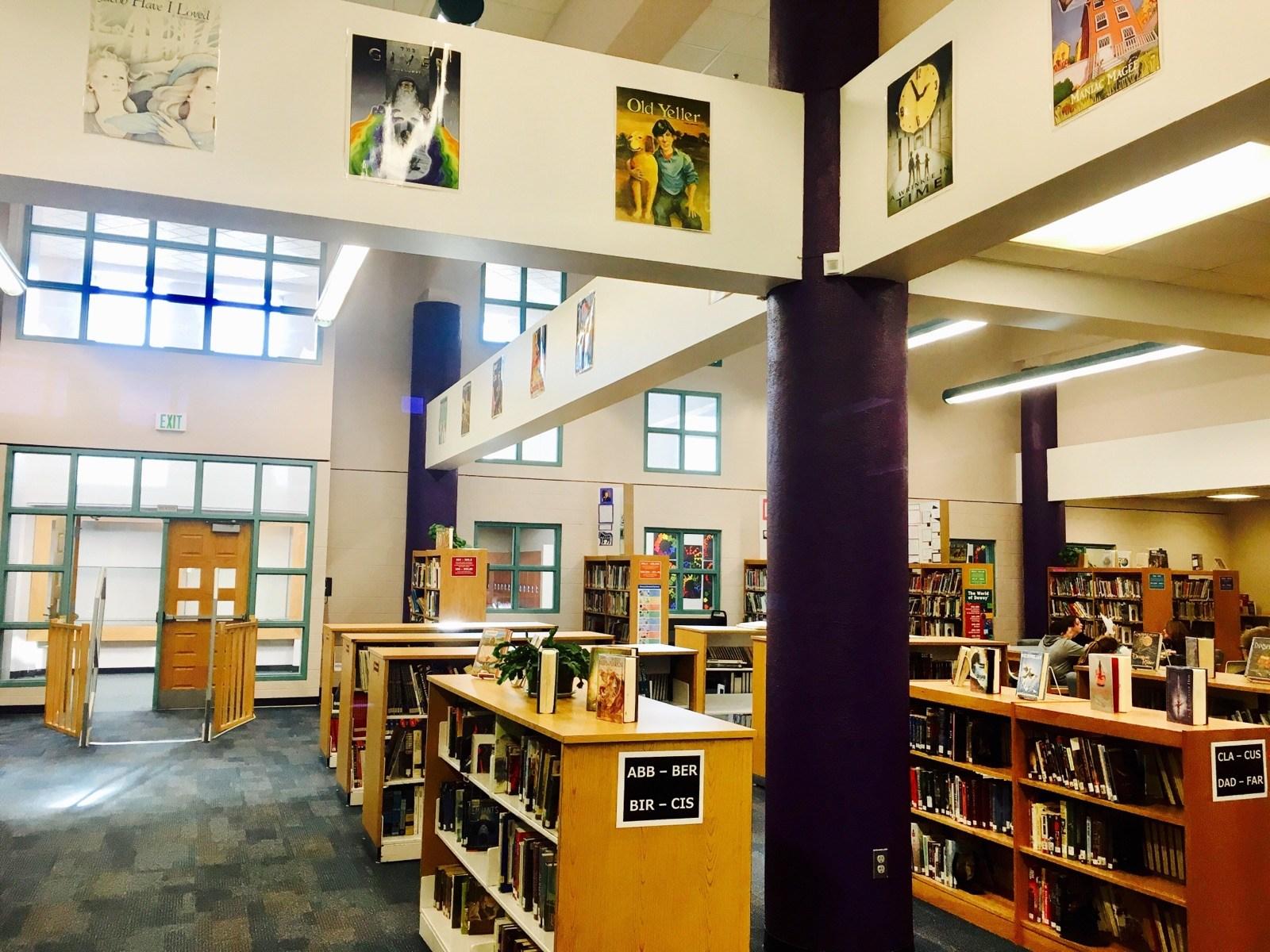 Escalante Library.