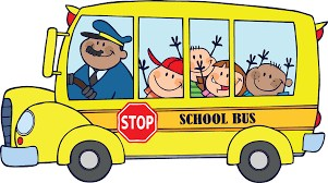 School Bus Drop off