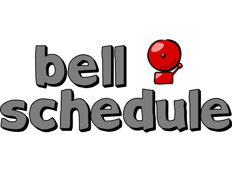 Bell Schedule - August 21, 2017 - September 1, 2017 Featured Photo