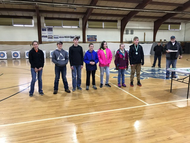 Air Riffle Tournament Winners