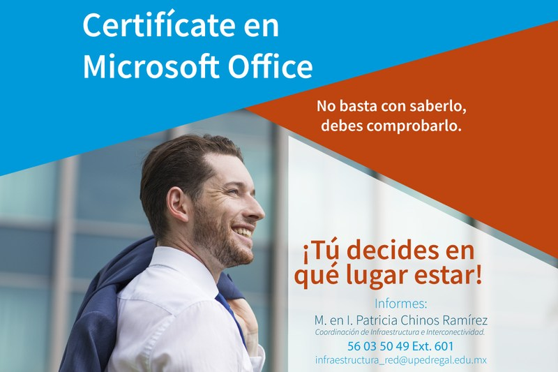 Certifícate en Microsoft Office Featured Photo