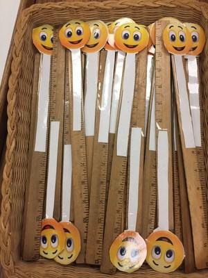 Joey G - Sammy shelf markers.JPG